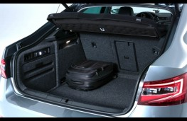 Skoda Superb, boot 2