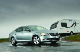 Skoda Superb, Tow Car of the Year, 2016