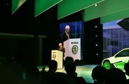 Matthias Muller,VW CEO, Skoda Volkswagen 25th anniversary