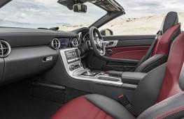 Mercedes Benz SLC 300, interior