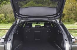 Peugeot 508 SW, boot