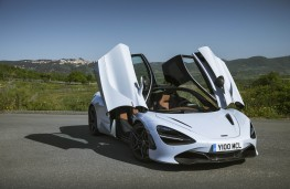 McLaren 720S Luxury, front