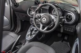 Smart ForTwo Cabrio, interior