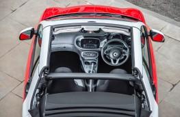 Smart ForTwo Cabrio, top
