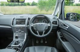 Ford S-MAX, interior