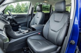 Ford S-Max, seats