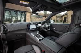DS 7 Crossback, interior, manual