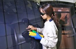 Hyundai Kia solar panels, laboratory