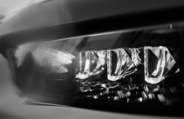 DS 7 Crossback, LED headlights