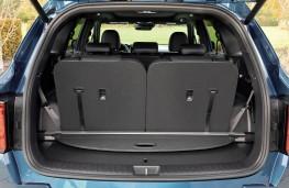 Kia Sorento plug-in hybrid, 2021, boot