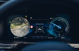 Kia Sorento, 2020, camera display