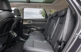 Kia Sorento, 2020, rear seats