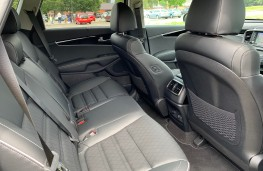 Kia Sorento, 2020, rear seats