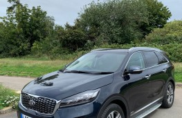 Kia Sorento, 2020, front, upright
