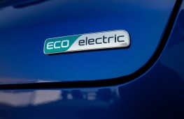 Kia Soul EV, 2019, badge