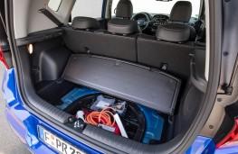 Kia Soul EV, 2019, boot, underfloor
