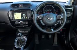 Kia Soul, Connect Plus, interior