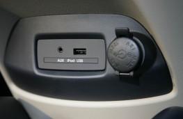 Kia Soul Shaker, iPod dock