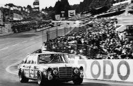 AMG, 1971 victory at Spa
