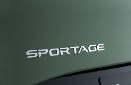 Kia Sportage, 2021, badge
