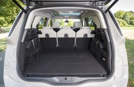 Citroen Grand C4 Space Tourer, 2018, boot