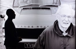 The Range Rover Story, Spen King, photograph