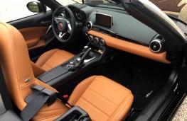 McLaren 650S Spider, interior