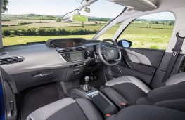 Citroen C4 Space Tourer, 2018, interior