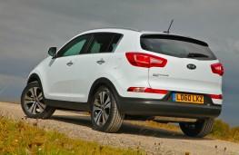 Kia Sportage, rear