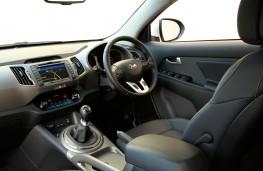 Kia Sportage, interior