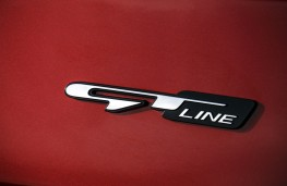 Kia Sportage GT-Line, 2016, badge