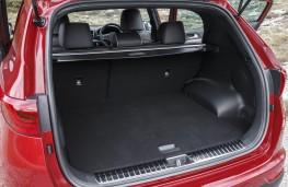 Kia Sportage GT-Line, 2016, boot
