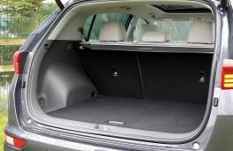 Kia Sportage KX5 2.0 CRDi Auto, 2017, boot