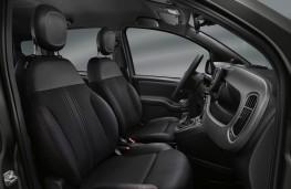Fiat Panda Sport, 2020, interior