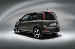 Fiat Panda Sport, 2020, rear