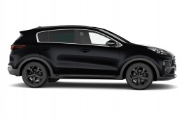 Kia Sportage JBL Black Edition, 2020, side