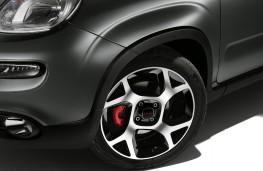 Fiat Panda Sport, 2020, wheel