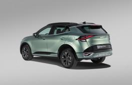 Kia Sportage, 2021, rear
