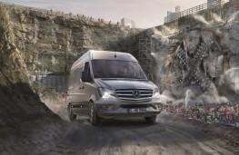 Mercedes-Benz Sprinter Premium Edition