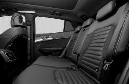 Kia Sportage, 2021, rear seats