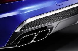 Audi SQ7, diffuser