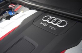Audi SQ7, engine