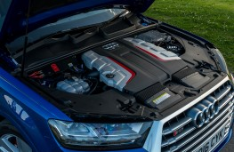 Audi SQ7, engine