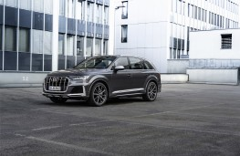 Audi SQ7, 2020, front