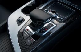 Audi SQ7, gear lever