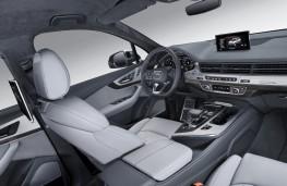 Audi SQ7, interior