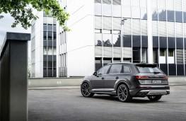 Audi SQ7, 2020, rear