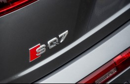 Audi SQ7, badge