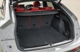 Audi SQ5, 2018, boot
