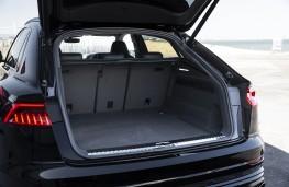 Audi SQ8, 2019, boot